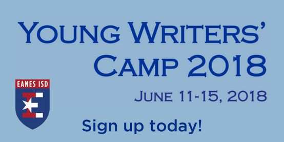Young Writers' Camps