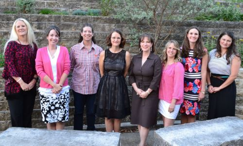 Group image of Campus Educators of the Year